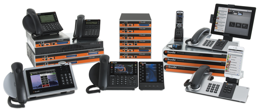 Shoretel Products and Services