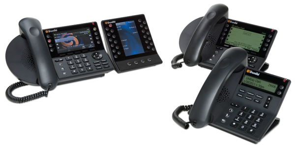 ShoreTel Connect CLOUD Phone Family