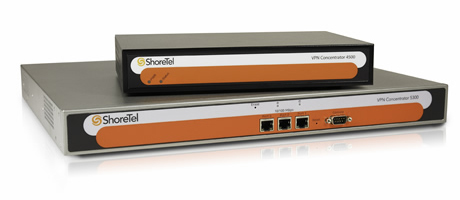 ShoreTel VPN Concentrator