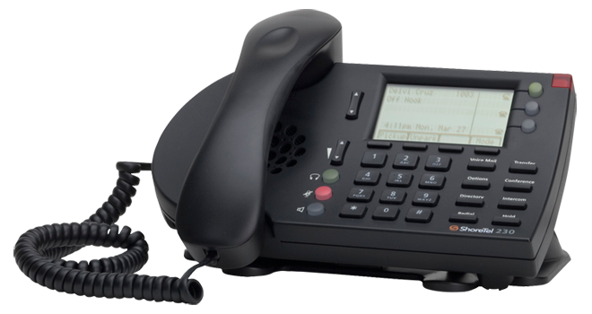 ShoreTel IP230g Phone