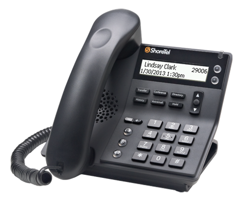 ShoreTel IP420 Phone